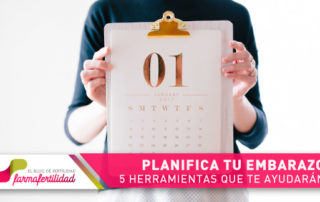 herramientas para planificar tu embarazo